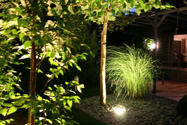 éclairage de jardin près de Laon (02000)