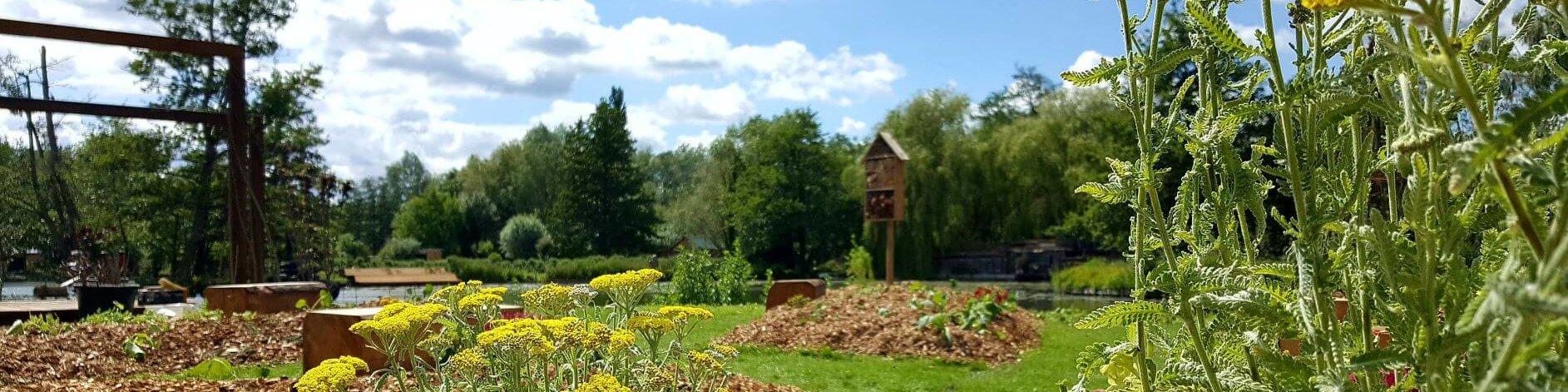 Lauréat du Festival international de jardin des hortillonnages d'Amiens 2019